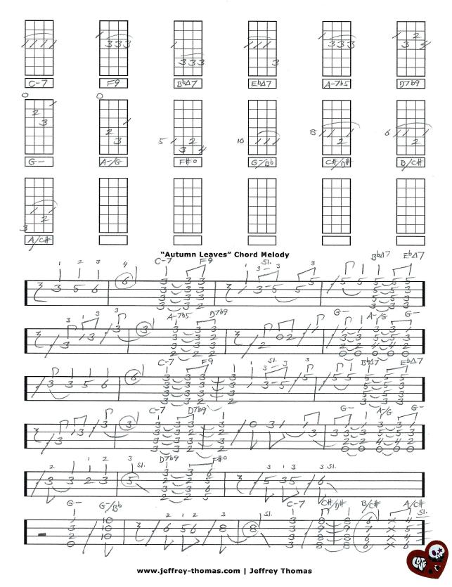 Chord Melody Archives - jeffrey-thomas.com