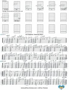 Led Zeppelin Guitar Tab