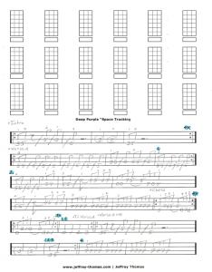 Deep Purple Space Trucking Free Bass Tab by Jeffrey Thomas