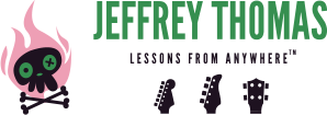 jeffrey-thomas.com Logo
