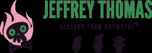 jeffrey-thomas.com Logo