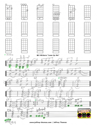 Bill Withers Lean On Me Free Ukulele Tab